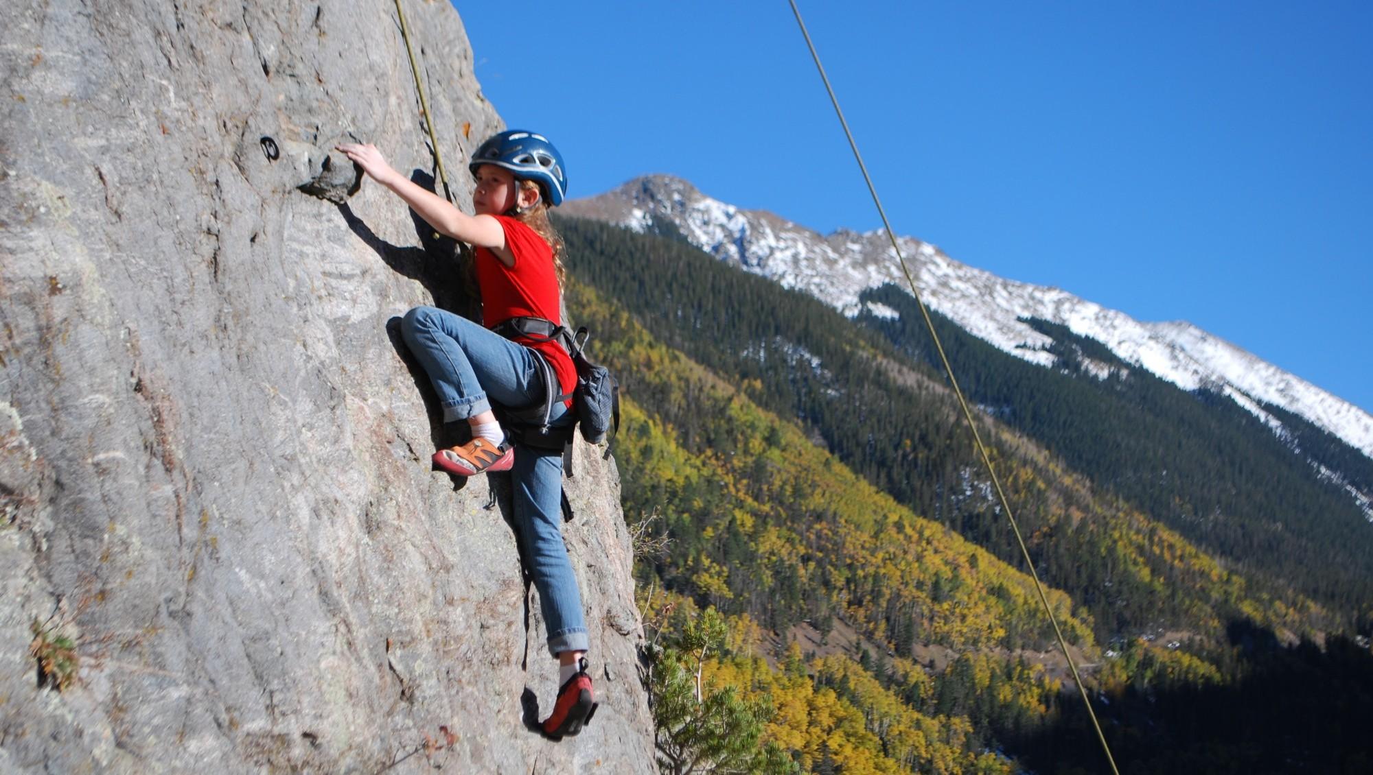 Learn Rock Climbing in North Carolina | Travel with REI